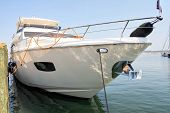 picture of sag  - Docking for a stay in Sag harbor Hamptons Long Island - JPG