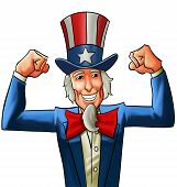 Happy Uncle Sam