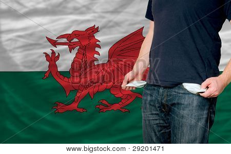 Recession Impact On Young Man And Society In Wales