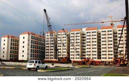 Condominium Building Construction