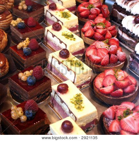 Fruits In Pastries