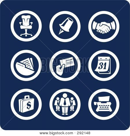 Business And Office Icons (set 5, Part 2)