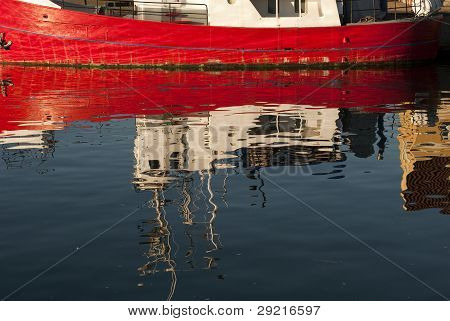 Water Mirror Image