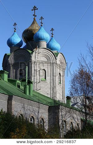 New Russian Church