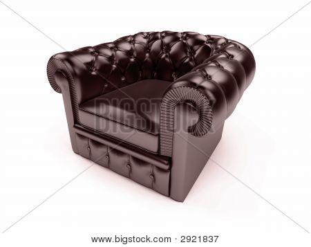 Leather Royal Armchair