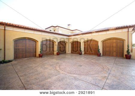 Casa de lujo