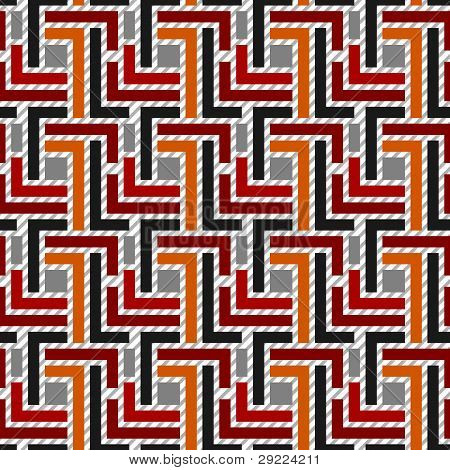 Seamless Geometric Pattern 01