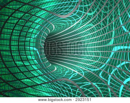Abstract Internet Vortex