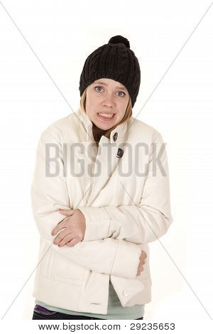 Teen White Jacket