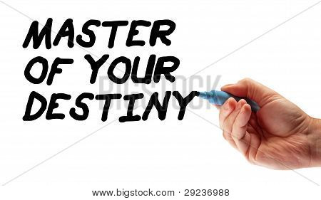 Hand Strategy Master Of Your Destiny
