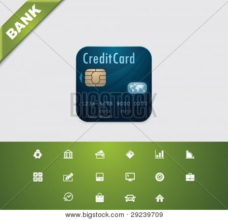 Universal glyphs 21. Banking