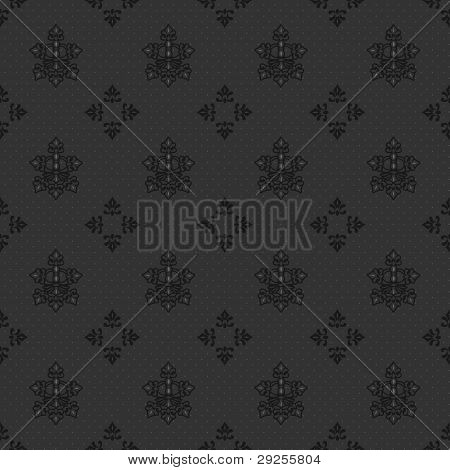 Seamless Floral Pattern 06