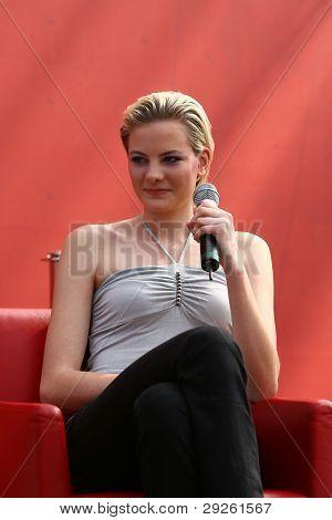 Jennifer Hof at AMI Leipzig 2009