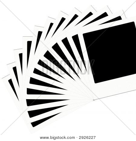 Polaroid fan