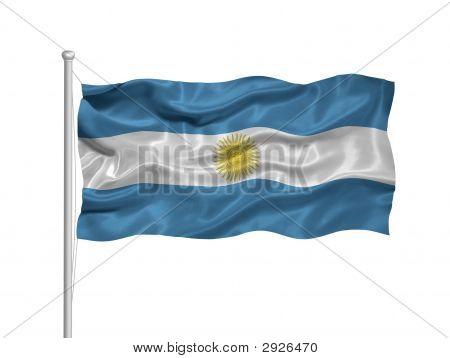 Argentinien-flag