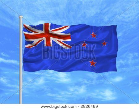 New Zealand Flag 1