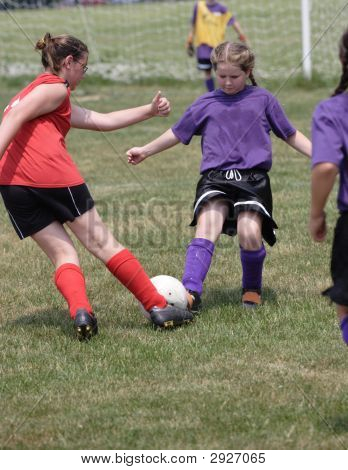 Youth Soccer Play