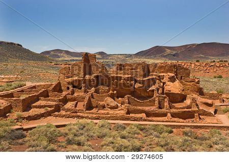 Wupatki Nationalmonument