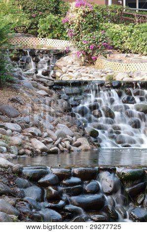 Stream Water Movement