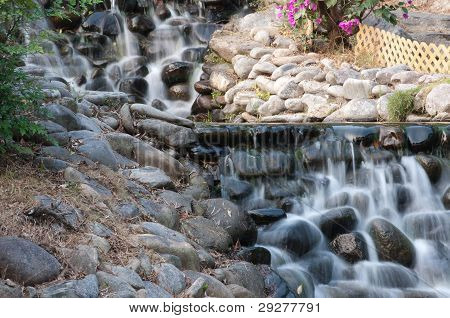 Stream Water Movement