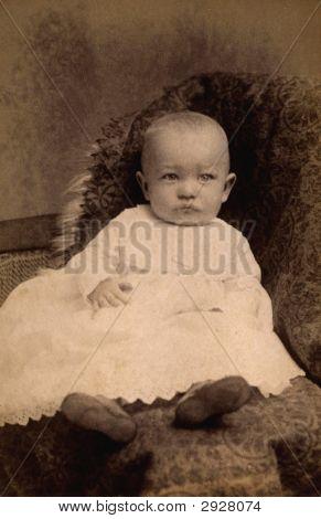Family Photo Vintage 1880