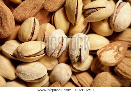 Nutty Background
