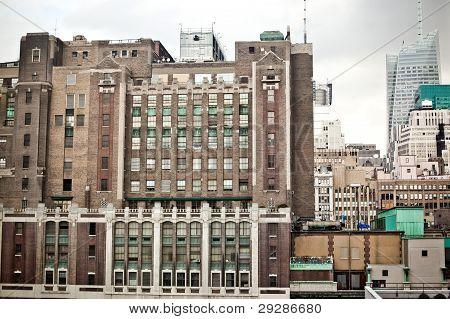 New York City Tenement building