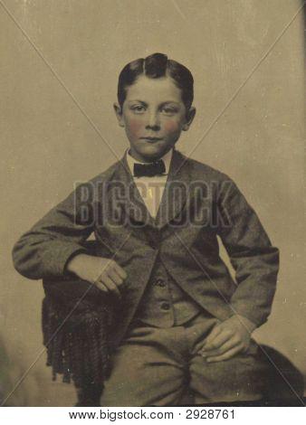 Vintage Family Photo 1880