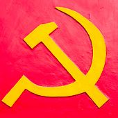 image of hammer sickle  - Hammer and sickle - JPG