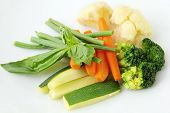 Steamed Vegetables