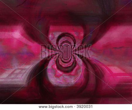 Rosa Kupfer vortex