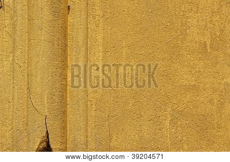 Background Of The Ancient Sandstone Wall