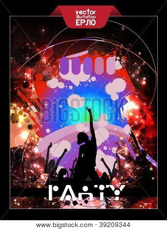 Discoteque poster