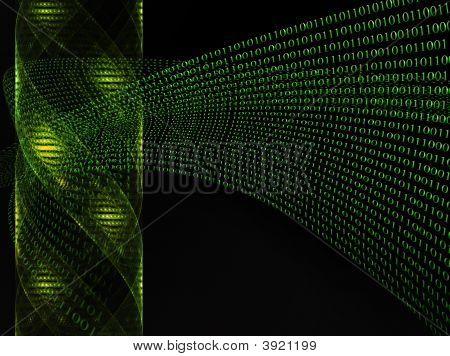 Dna And Binary Code