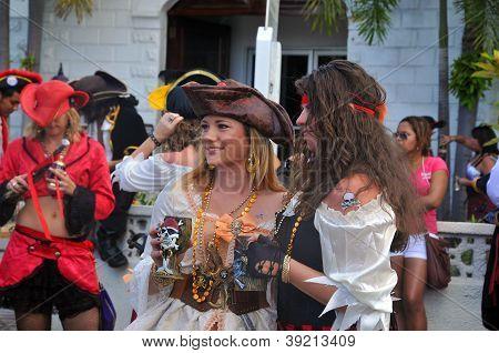 Pirates Week 2012