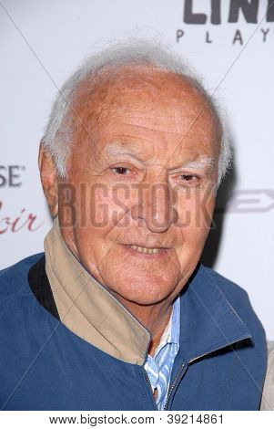 LOS ANGELES - NOV 19:  Robert Loggia arrives to the 'Silver Linings Playbook' LA Premiere at Academy of Motion Picture Arts and Sciences on November 19, 2012 in Beverly Hills, CA