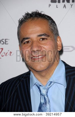 LOS ANGELES - NOV 19:  John Ortiz arrives to the 'Silver Linings Playbook' LA Premiere at Academy of Motion Picture Arts and Sciences on November 19, 2012 in Beverly Hills, CA