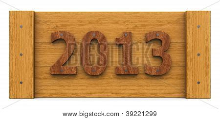 Wooden Year 2013, Whole