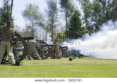 Hb Civil War Re-Enactment