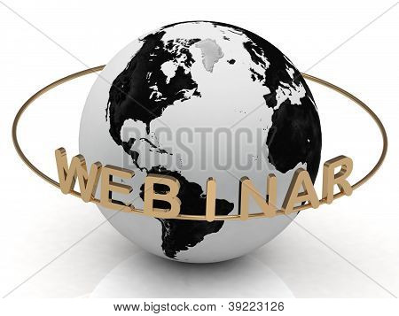 Gold Webinar And Gold Ring