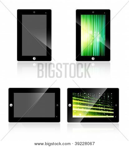 Abstract Tablet