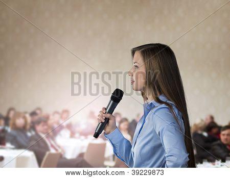 Business Konferenz