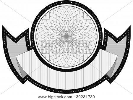 Spirograph Badge