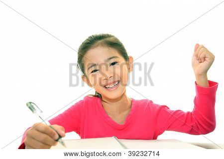 Kind im Studium