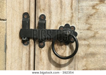 Metal Latch