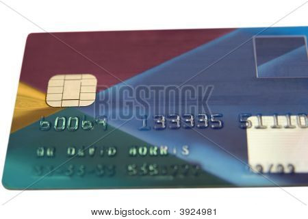 Fake Bank Card
