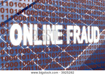 Online Fraud Text Over Binary Code