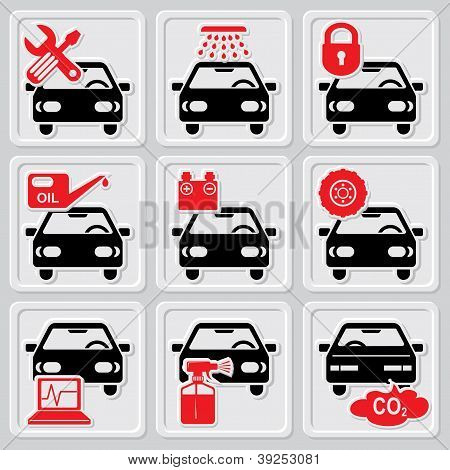 Auto repair_icons