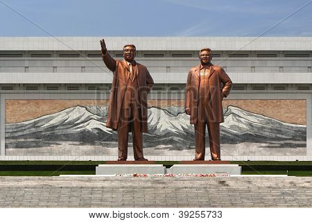 Monuments And Architecture Of Pyongyang