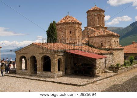 Saint Naum Monastery Ohrid Region